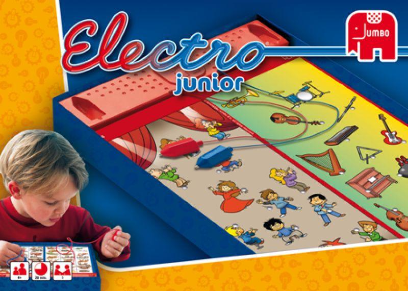 spelletjes van vroeger - electro