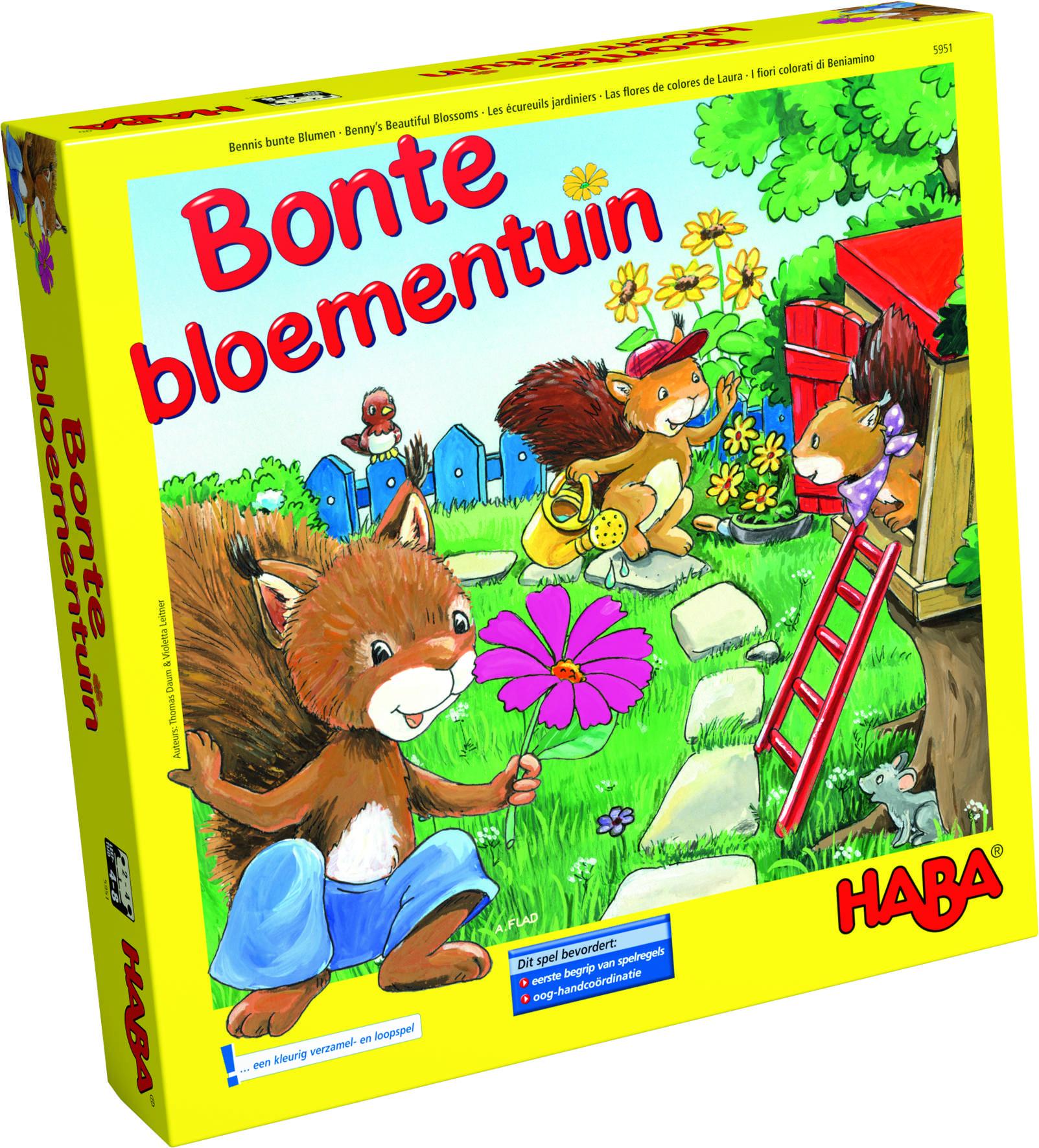 Bonte bloementuin van haba kopen for Www bloem en tuin nl