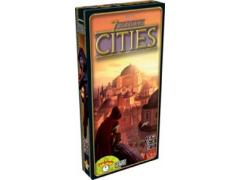 7 Wonders - uitbreiding 2: Cities