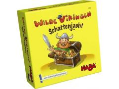 Wilde Vikingen: Schattenjacht