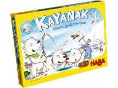 Kayanak: Vissen, ijs en avontuur