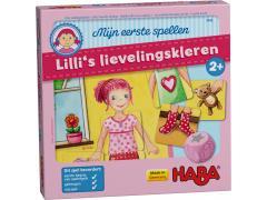Mijn Eerste Spellen: Lilli's Lievelingskleren