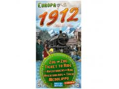Ticket to Ride: Uitbreiding Europa 1912