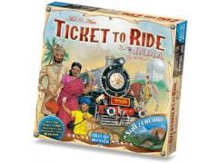 Ticket to Ride: India en Zwitserland