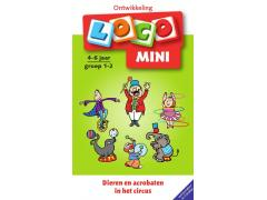 Mini Loco Circus: Pakket