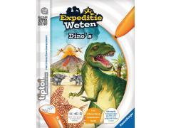 Tiptoi: Expeditie Weten - Dino's