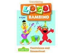 Bambino Loco Sesamstraat: Feestvieren met Sesamstraat