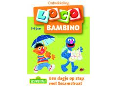 Bambino Loco Sesamstraat: Een Dagje op Stap met Sesamstraat