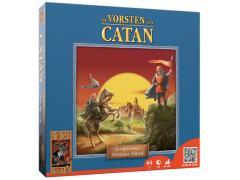 Kolonisten Kaartspel: De Vorsten van Catan - uitbreiding Donkere Tijden