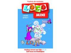 Mini Loco Foeksia de Miniheks: Foeksia Tovert met Tijd