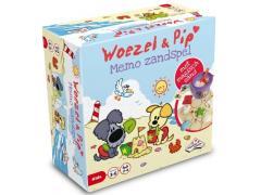 Woezel en Pip: Memo Zandspel