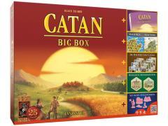 Kolonisten van Catan: Big Box