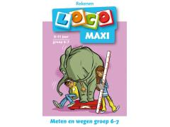 Maxi Loco Maten en Gewichten Groep 6/7