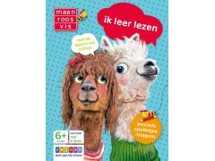 Maan Roos Vis: Ik Leer Lezen