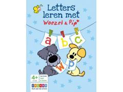 Letters Leren met Woezel en Pip