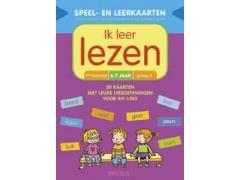 Speel- en Leerkaarten: Ik Leer Lezen