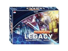 Pandemie: Legacy seizoen 1 (blue edition)