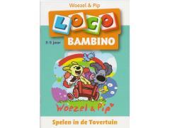 Bambino Loco Woezel en Pip: Spelen in de Tovertuin