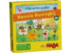 Mijn Eerste Spellen: Hannie Honingbij