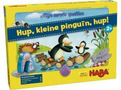 Mijn Eerste Spellen: Hup, kleine Pinguïn, Hup!