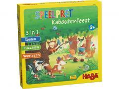 Speelpret: Kabouterfeest