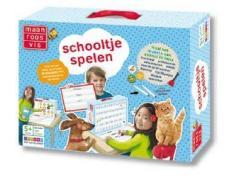 Maan Roos Vis: Schooltje Spelen