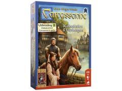 Carcassonne Uitbreiding 1: Kathedralen & Herbergen