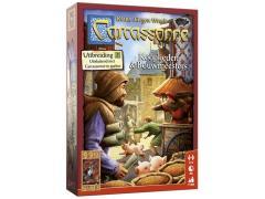 Carcassonne Uitbreiding 2: Kooplieden & Bouwmeesters