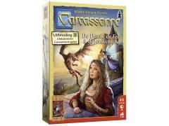 Carcassonne Uitbreiding 3: De Draak, de Fee & de Jonkvrouw