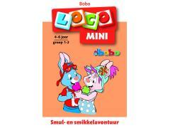 Mini Loco Bobo: Smul- en Smikkelavontuur