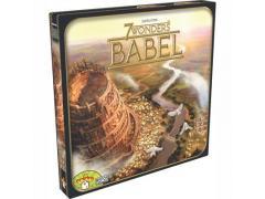 7 Wonders - uitbreiding: Babel
