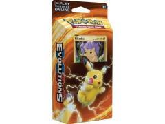 Pokémon Trading Card Game: XY12 Evolutions Theme Deck Pikachu