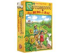 Carcassonne: Door Berg en Dal