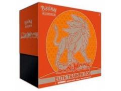 Pokémon Trading Card Game: Sun & Moon Elite Trainer Box Solgaleo