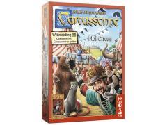 Carcassonne Uitbreiding 10: Het Circus
