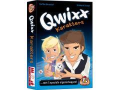 Qwixx: Karakters