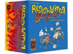 Regenwormen Barbecue