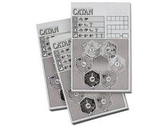 Kolonisten van Catan: Het Dobbelspel Scoreblok