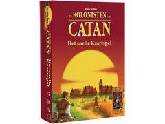 Kolonisten van Catan: Het Snelle Kaartspel