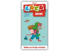 Mini Loco Kikker: Kikker en al zijn Vriendjes