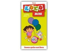 Mini Loco Dora en Diego: Samen Spelen met Dora