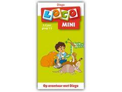 Mini Loco Dora en Diego: Op Avontuur met Diego