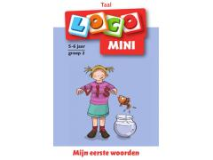 Mini Loco Taalspelletjes 2: Mijn Eerste Woorden