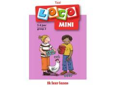 Mini Loco Taalspelletjes 3: Ik Leer Lezen