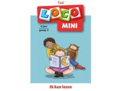 Mini Loco Taalspelletjes 4: Ik Kan Lezen