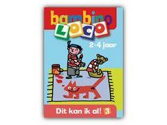 Bambino Loco Dit Kan ik al! 3