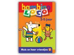 Bambino Loco Muis: Muis en al haar Vriendjes 1