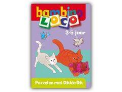 Bambino Loco Dikkie Dik: Puzzelen met Dikkie Dik