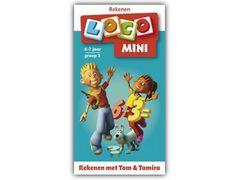 Mini Loco Tom en Tamira: Rekenen met Tom en Tamira