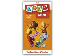 Mini Loco Tom en Tamira: Taal met Tom en Tamira
